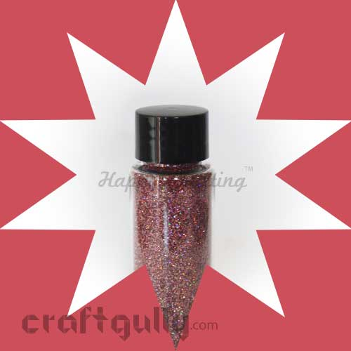 Glitter Super Fine - Hologram Salmon - 30ml