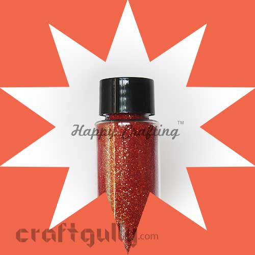 Glitter Super Fine - Rainbow Apricot - 30ml
