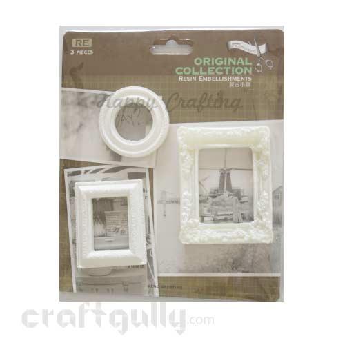 3D Resin Frames #4