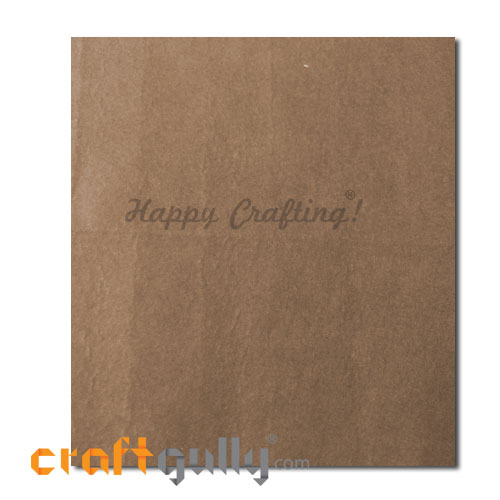 Fabric - Felt - Brown - 16 inches