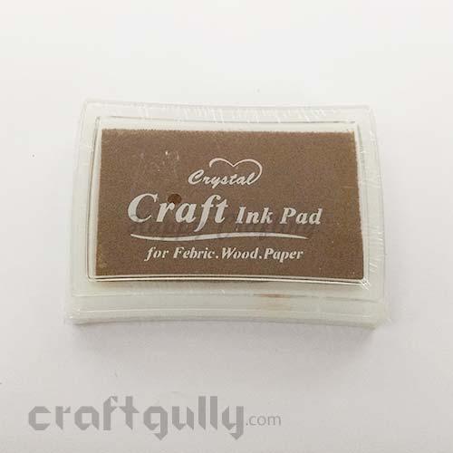 Ink Pad - 60mm - Brown