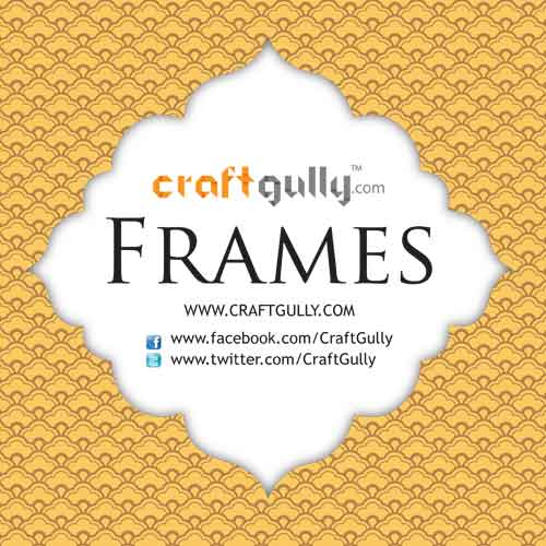 Free CraftGully Printables - Vintage Frames eTemplate